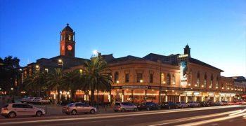 Civic Theatre in Newcastle