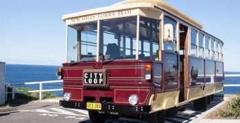 newcastles famous tram